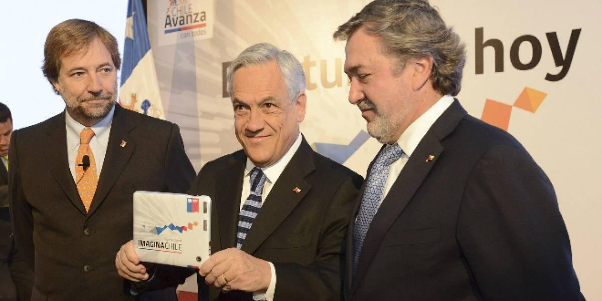 Agenda Digital para Chile busca alcanzar una penetración de Internet de 80% para 2020