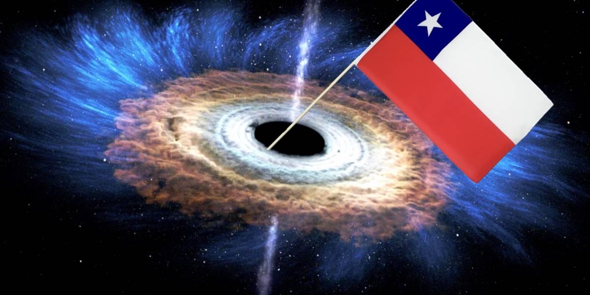 Astrónomo del Instituto de Astrofísica UC y CATA publica en Nature investigación sobre Agujeros Negros