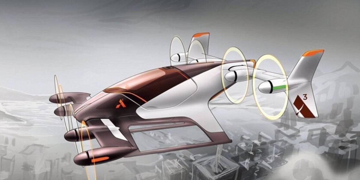 Airbus planea iniciar pruebas de taxis autónomos aéreos a fines de 2017