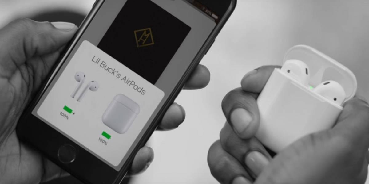 Apple lanza impresionante campaña para sus AirPods imposibles de conseguir
