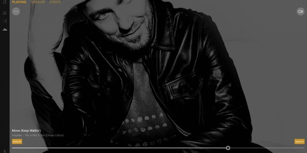 Airstem te permite escuchar y descargar música gratis en Windows 10