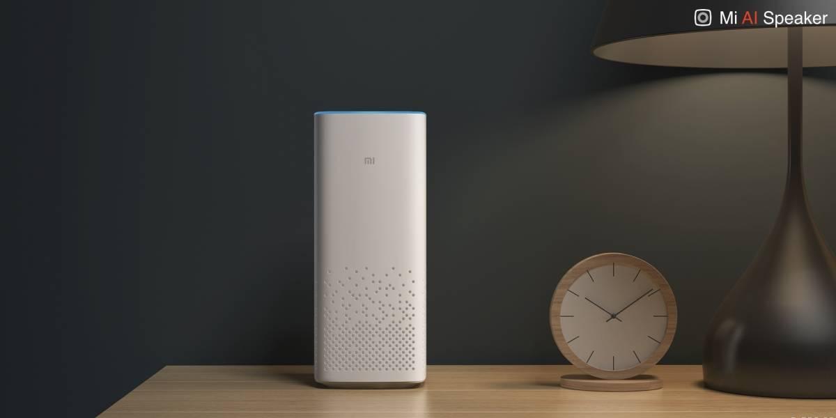 Xiaomi anuncia su propio parlante inteligente: Mi AI Speaker