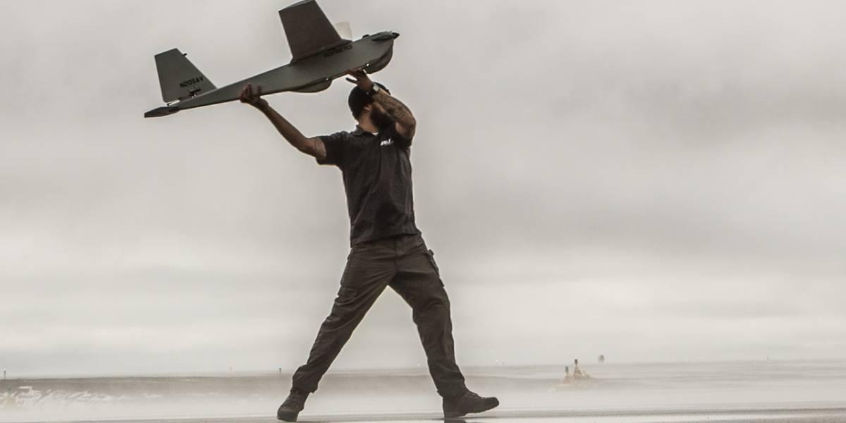 """EE.UU. ya tiene su primer """"dron"""" comercial"""