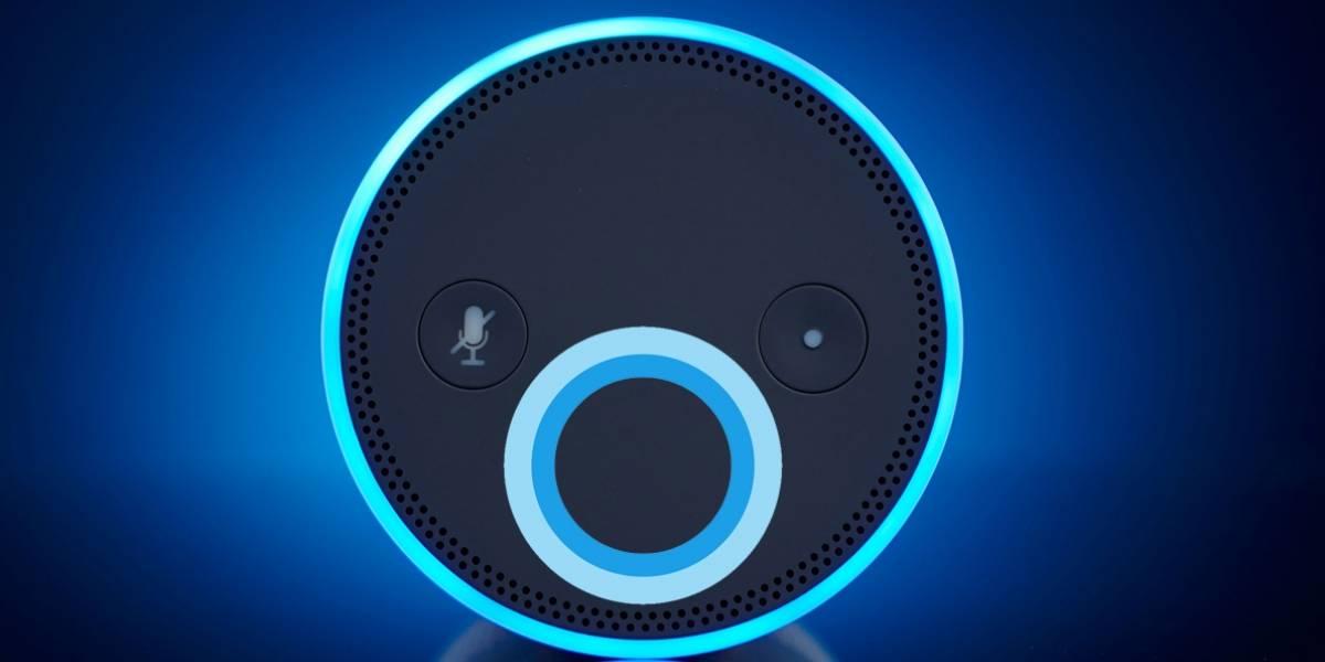Amazon y Microsoft se unen para integrar a Cortana y Alexa