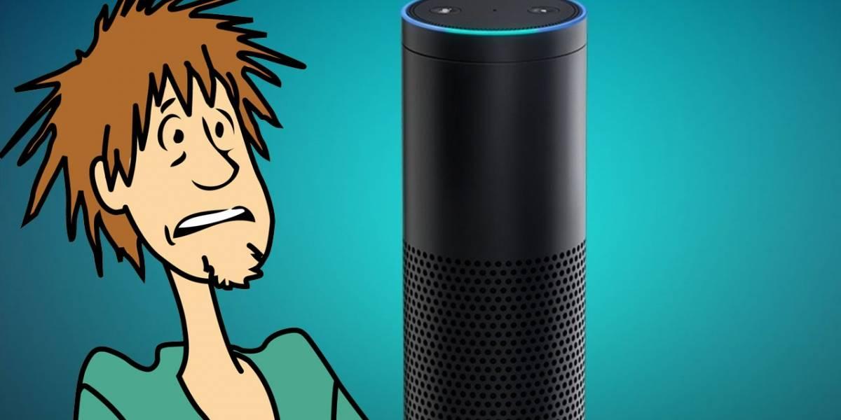 Alexa estaría espiando a sus dueños en todo momento