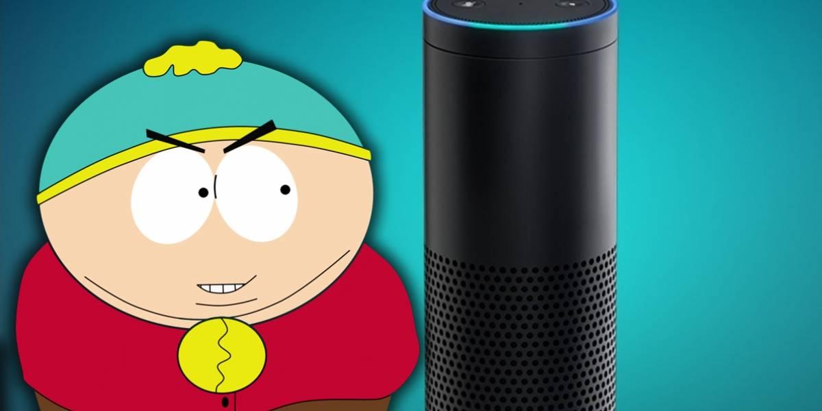 South Park activó cientos de Alexa y Google Home con un chiste sobre ellos