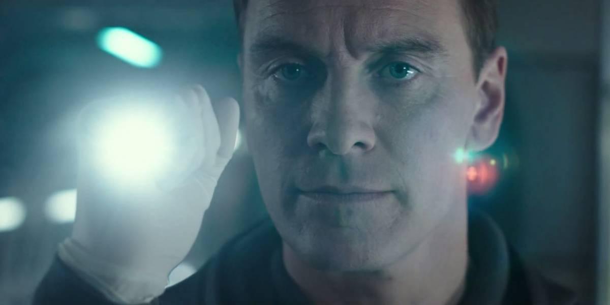 Mira el prólogo de Alien: Covenant