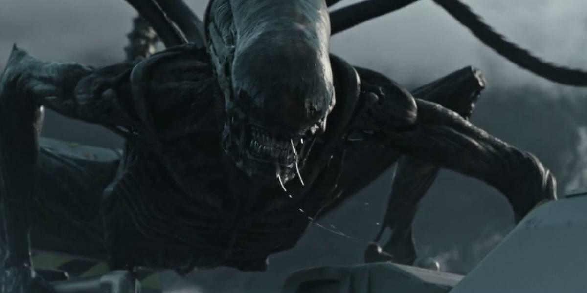 Revisa el nuevo trailer de Alien: Covenant