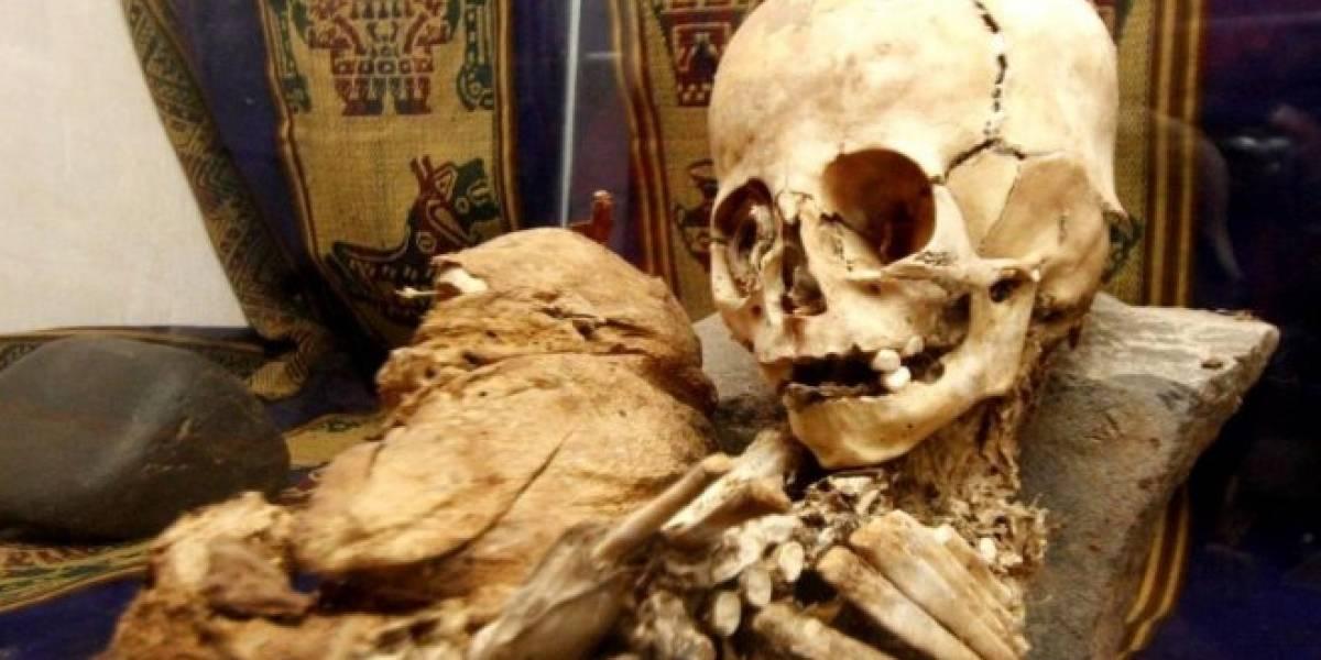 WTF? Encuentran una momia alien en Perú