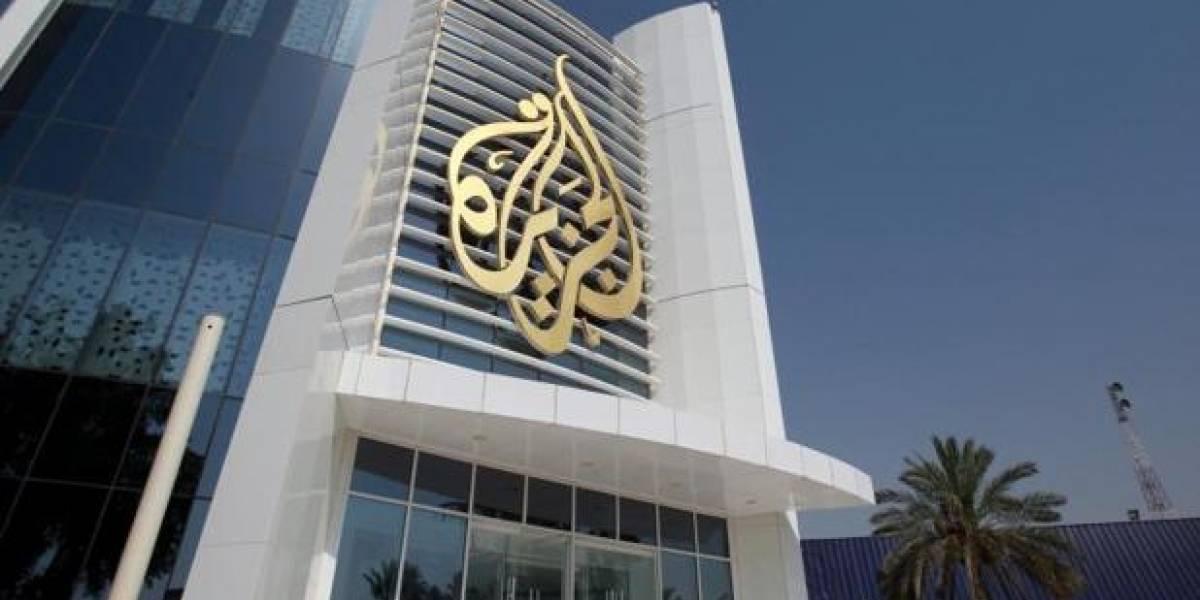 Al-Jazeera reporta estar bajo ciberataque