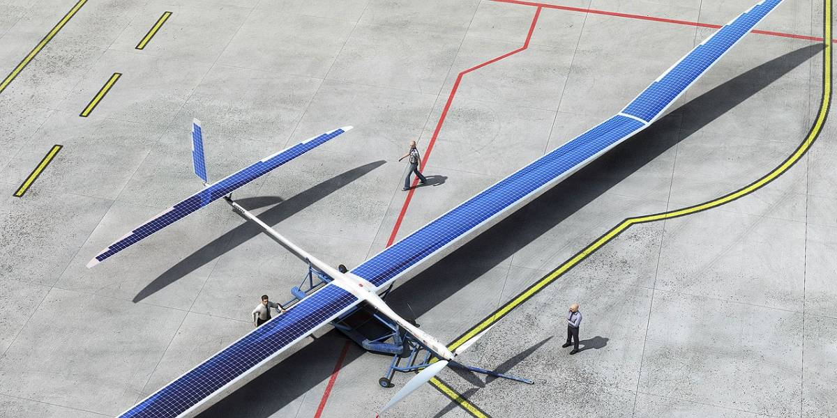 Alphabet mató a su dron solar