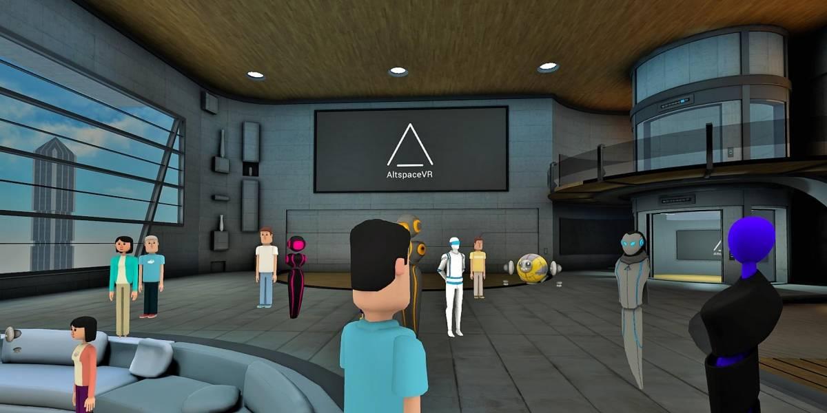 AltspaceVR, la red social de Realidad Virtual, cerrará por falta de dinero