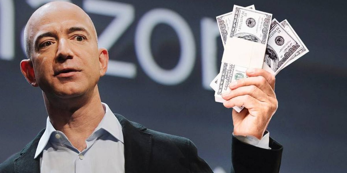 De onde vêm as grandes fortunas das pessoas mais ricas do mundo