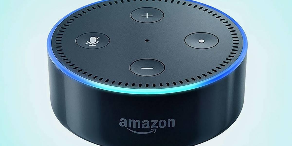 Amazon vende millones de dispositivos Alexa gracias al Black Friday