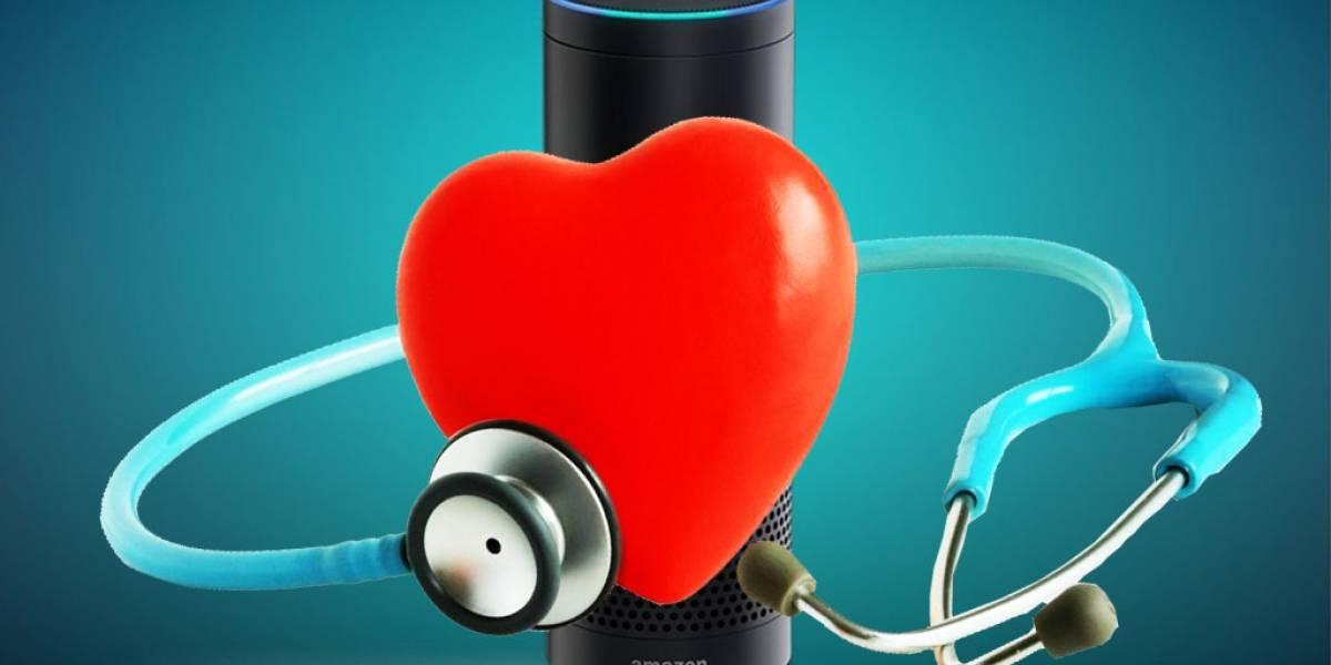 Alexa de Amazon ya puede darte consejos médicos con WebMD