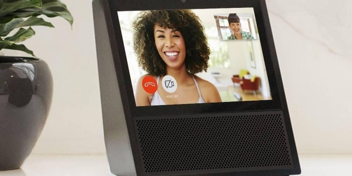 Amazon lanza un nuevo modelo de Echo con pantalla táctil