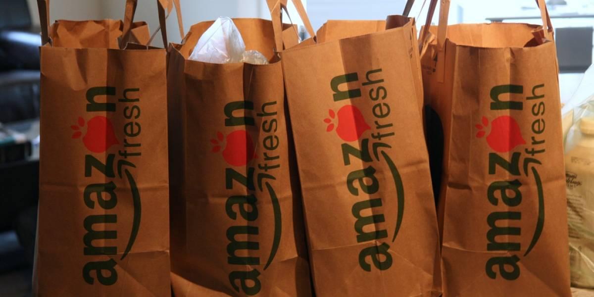 Amazon planea vender comida en 20 ciudades en 2014, algunas fuera de EE.UU.