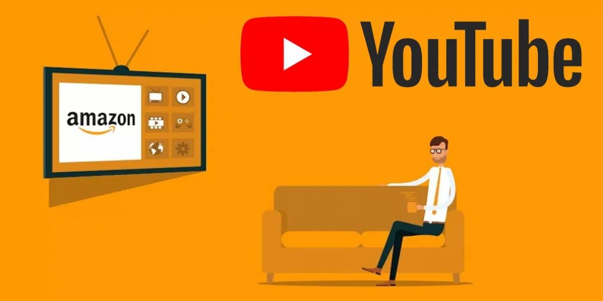 Amazon lanzaría su propio YouTube y Google no está contento