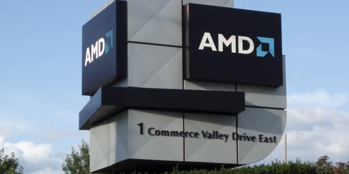 AMD promete procesadores 25 veces más eficientes energéticamente para el año 2020