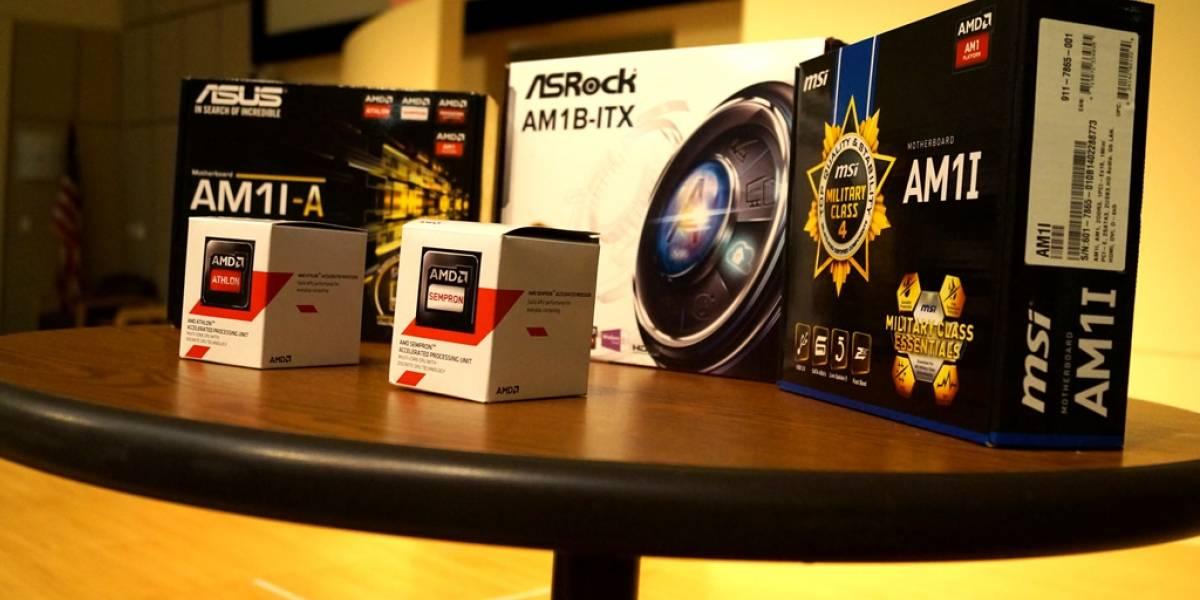 AMD presentó su nueva plataforma de procesadores