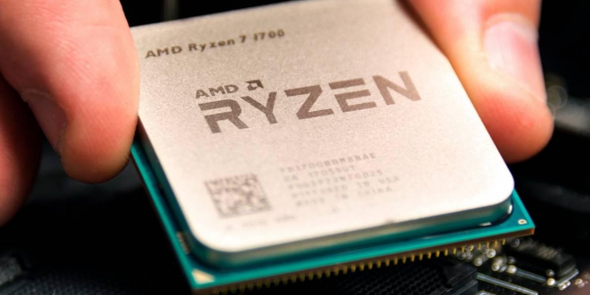 AMD ya estaría robándole mercado a Intel gracias a Ryzen