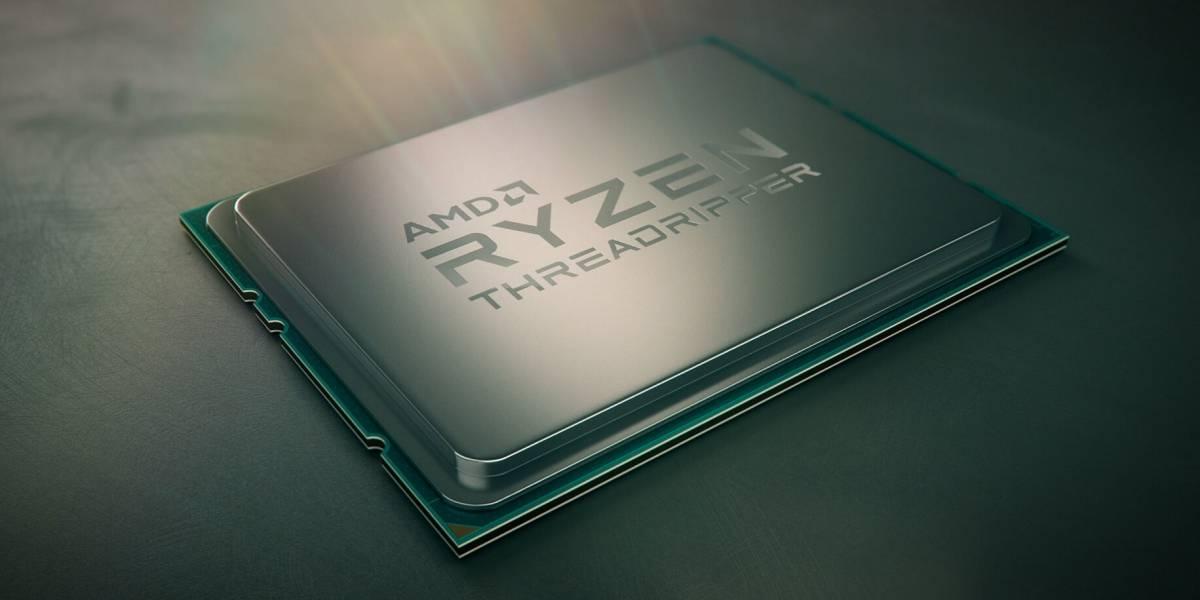 AMD prepara más procesadores Ryzen Threadripper