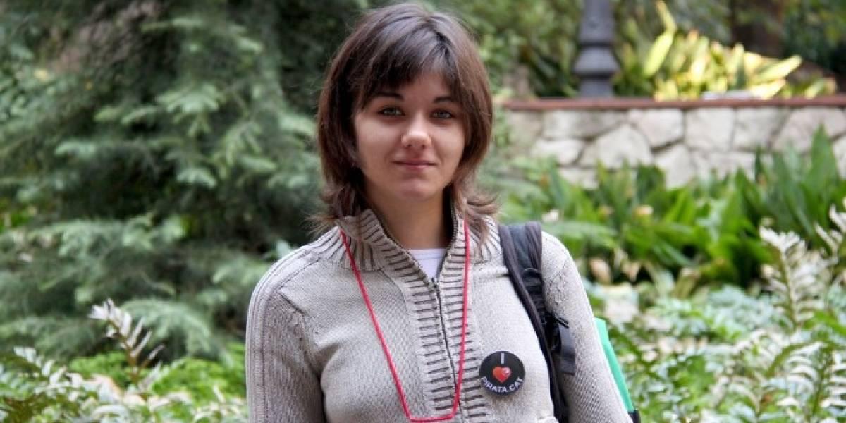 Amelia Andersdotter, la pirata más joven del Parlamento Europeo [FW Interviú]