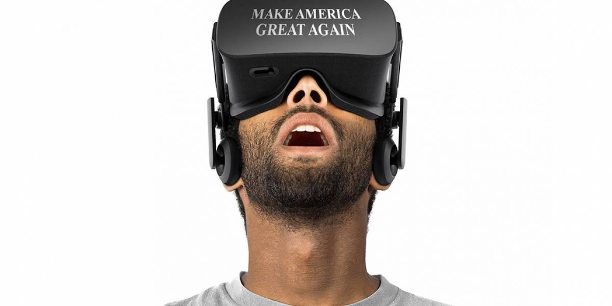 Fundador de Oculus Rift financia campaña de memes contra Hillary Clinton