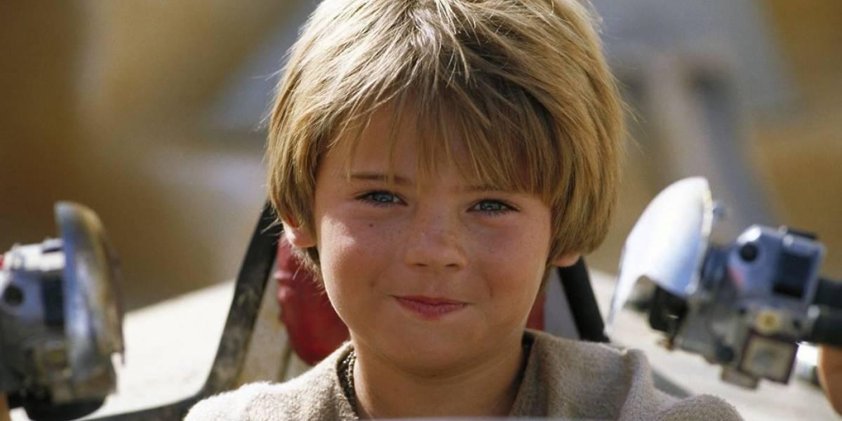 Actor que interpretó a Anakin en La Amenaza Fantasma sufre esquizofrenia