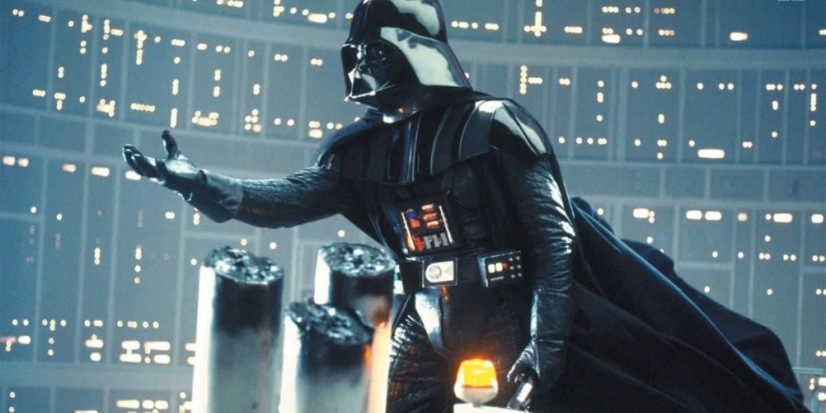 Darth Vader dejará de aparecer en público por problemas de salud