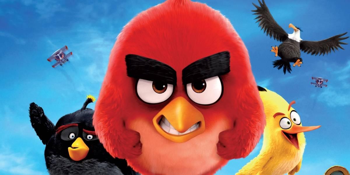 Angry Birds celebrará los 10 años con una nueva película