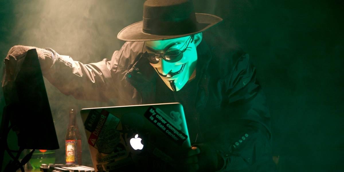 Hackers atacan Wikileaks por culpa de Anonymous