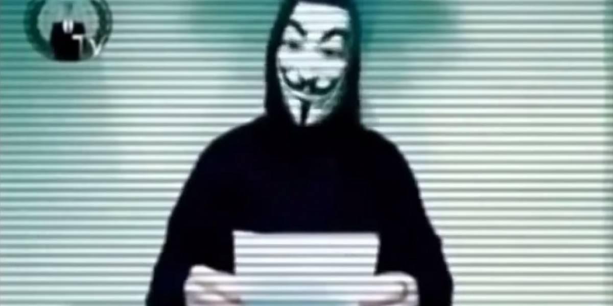Anonymous hackeó portal de Islas Faroe como rechazo a la matanza de ballenas