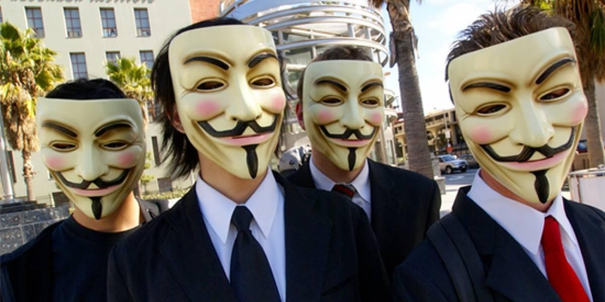Anonymous ataca cuentas de Estado Islámico