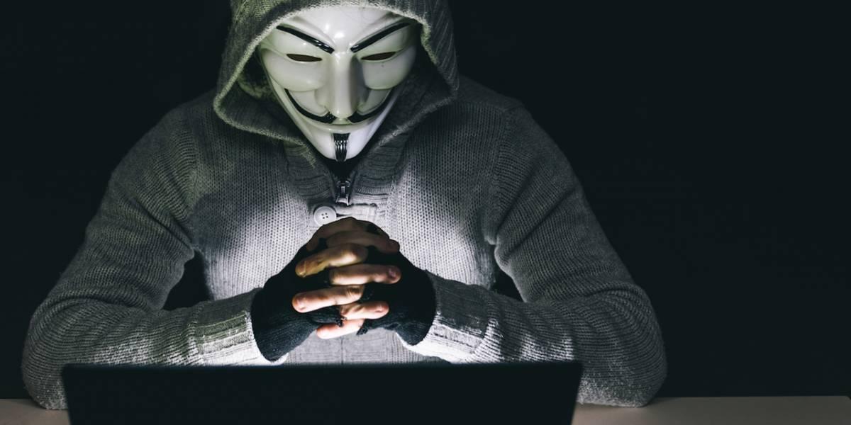 Anonymous lleva su guerra contra el supremacismo hasta la dark web