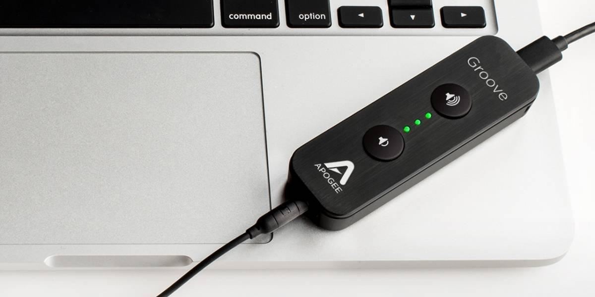 Apogee lanza accesorio USB que mejora drásticamente la calidad del sonido en el PC