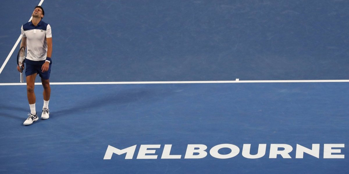 Djokovic y Dominic Thiem fuera del Abierto de Australia
