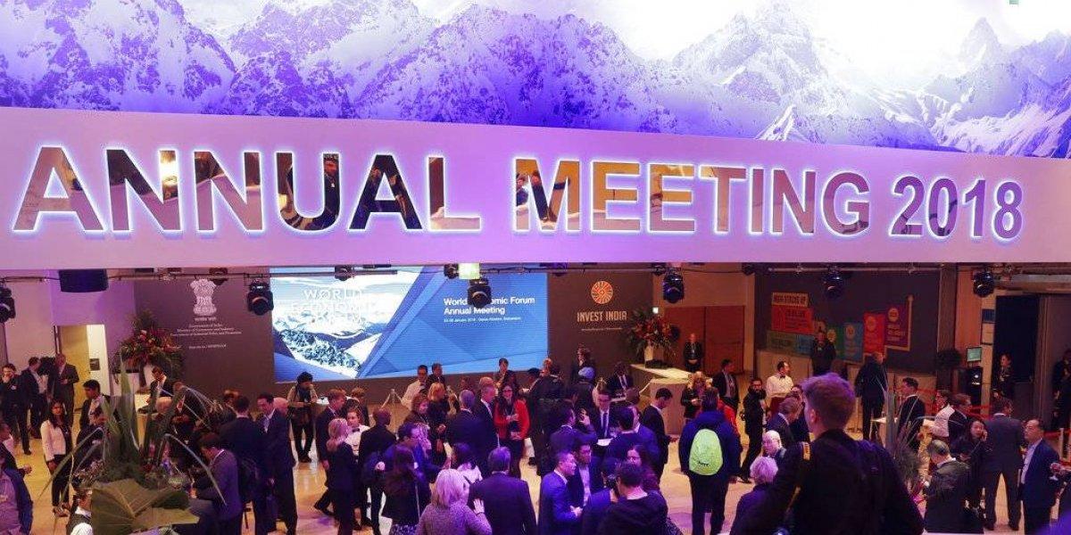 """Cumbre de millonarios y """"gurús"""" de las finanzas: Encuentro de Davos estará """"controlado"""" por ellas"""