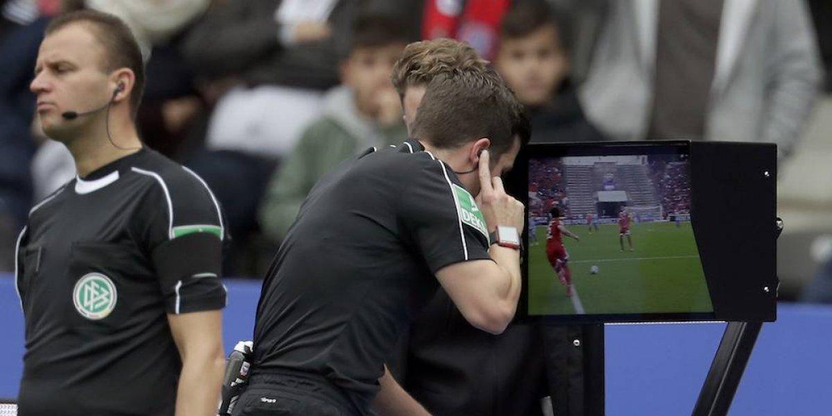 FIFA busca patrocinadores para el VAR en Rusia 2018