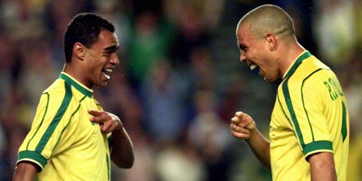 Ronaldo contó cómo escondía la cerveza cuando era futbolista
