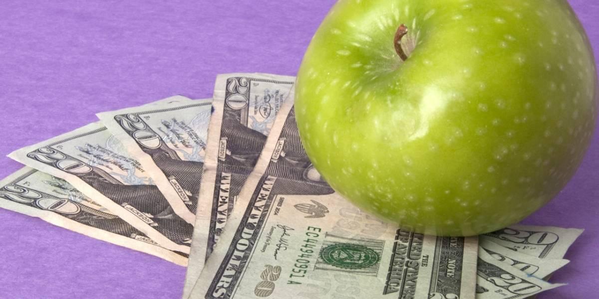 Todo el patrimonio de Apple vale USD $700.000 millones