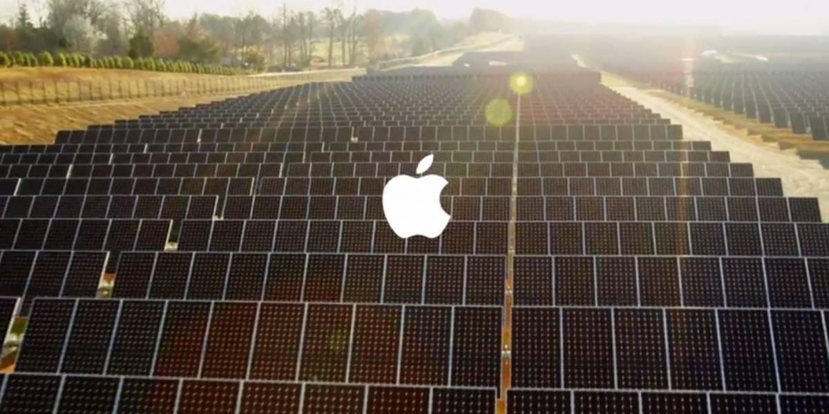 Apple aceptará viejos dispositivos para reciclaje en sus tiendas