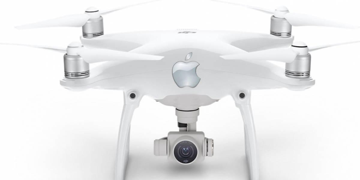 Apple contrataría un ejercito de drones para derrotar a Google Maps