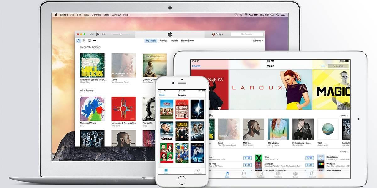 Nueva actualización de iTunes con soporte para Apple Music y Beats 1