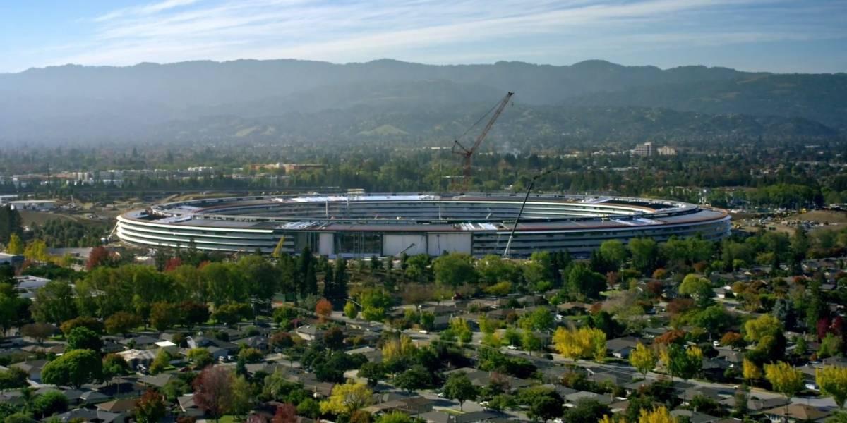 Apple Park abrirá sus puertas en abril de 2017