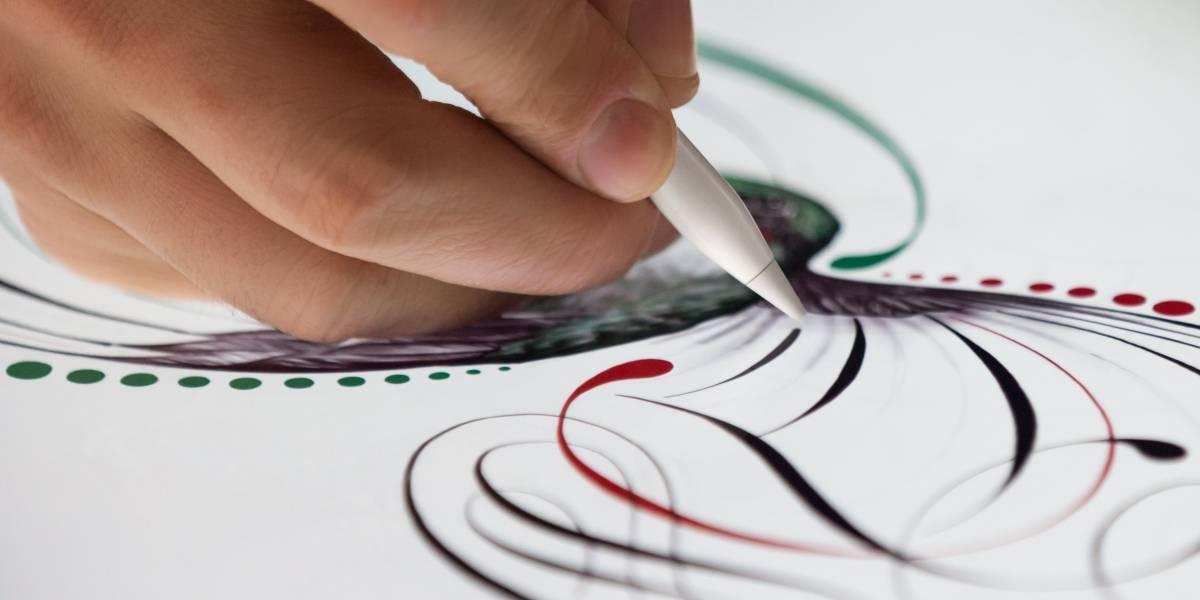 Podríamos tener un nuevo Apple Pencil en el iPad Pro 2017