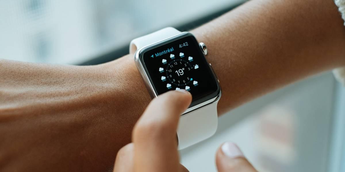 Modo teatro del Apple Watch nos asegura un buen rendimiento de su batería