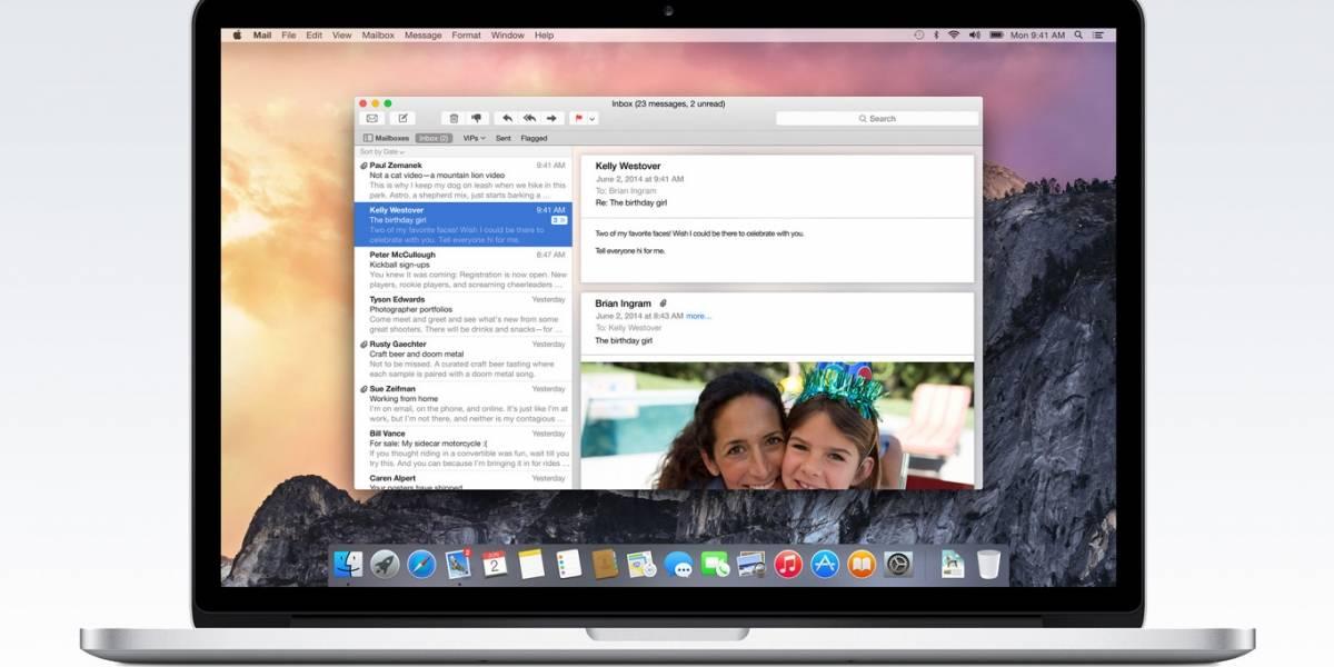 Apple cifrará el correo de iCloud entre servidores