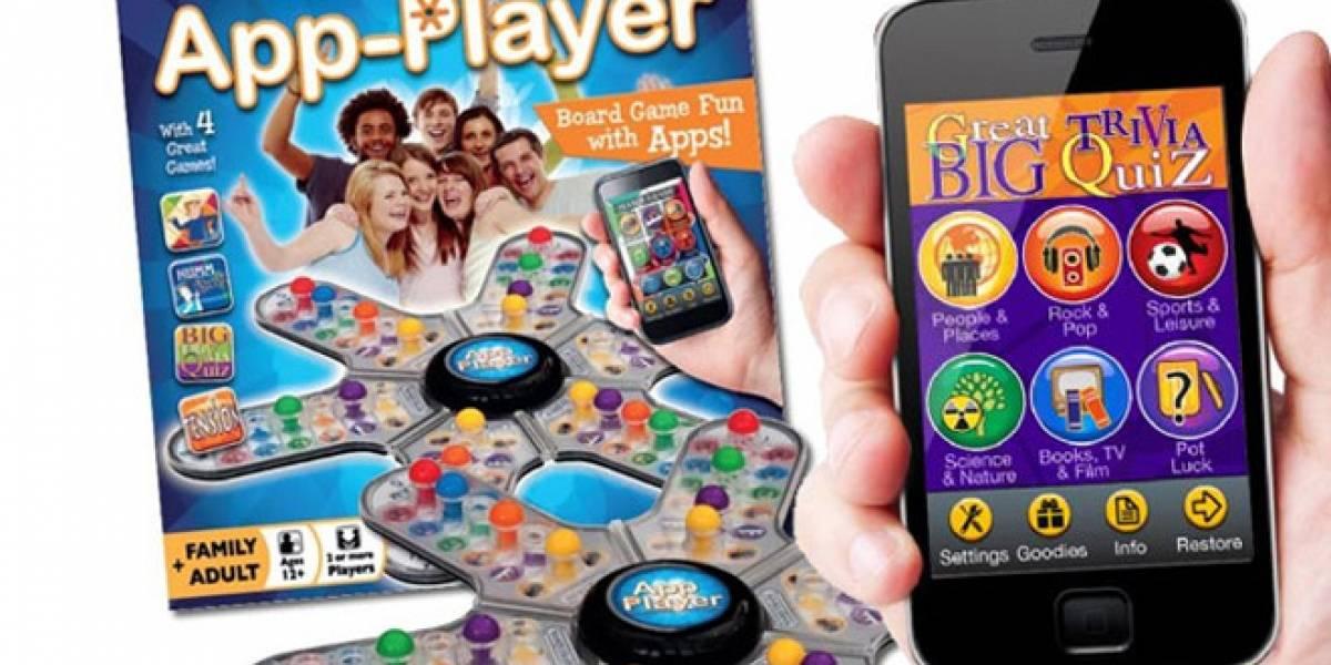 Lanzan juego de mesa que se usa con aplicaciones