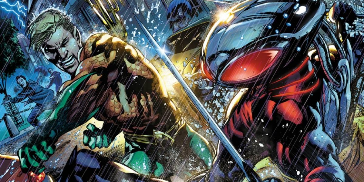 Aquaman enfrentará a Black Manta en su película
